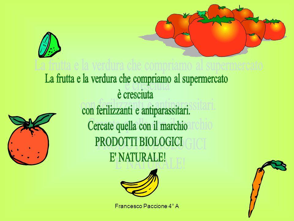 Francesco Paccione 4° A
