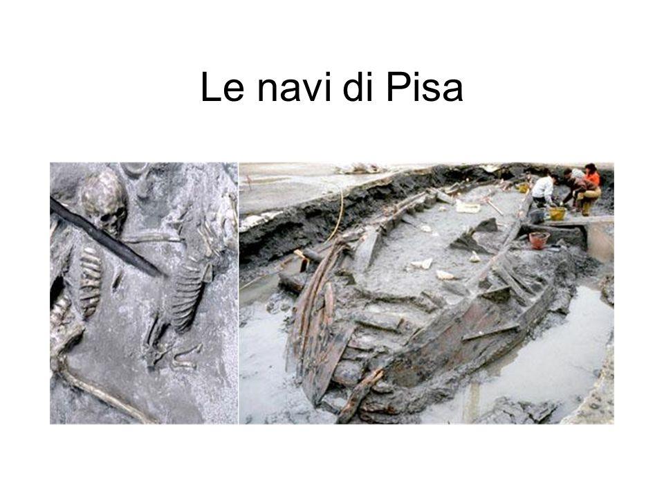 Le navi di Pisa