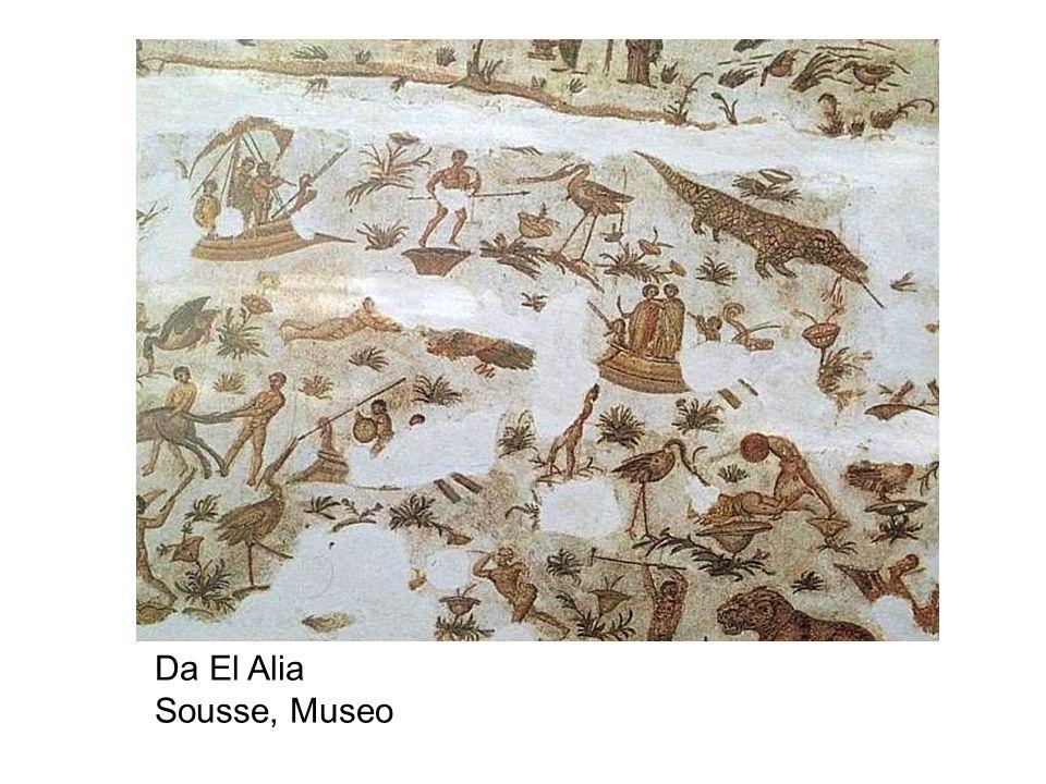 Da El Alia Sousse, Museo