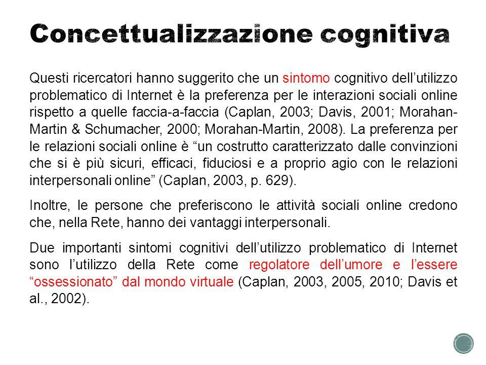 Competenza sociale e autocontrollo.