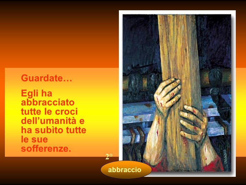 olocausto Mio Dio, tu hai il volto di Cristo… Aiutaci a capire che cosa significa essere la tua immagine.