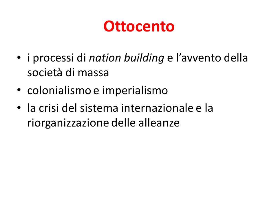 Novecento (1) la prima guerra mondiale la rivoluzione d'ottobre il mondo postbellico il fascismo in Italia la crisi del '29 e le democrazie occidentali la Germania nazista l'Unione sovietica di Stalin