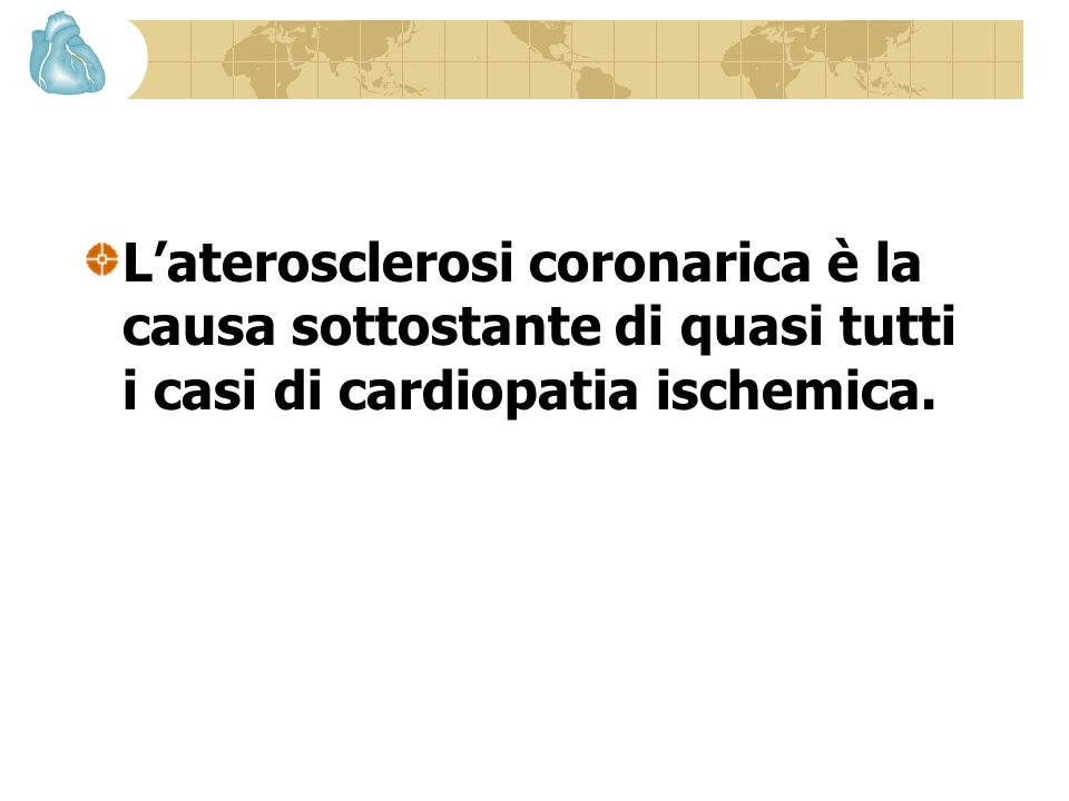 La trombosi coronarica ad essa sovrapposta è la causa principale della maggior parte delle sindromi coronariche acute a rischio di morte angina instabile infarto miocardico morte improvvisa