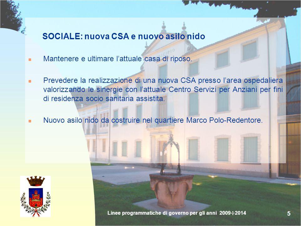 66 SOCIALE: Fondo di solidarietà per aiutare le famiglie (persone) bisognose.