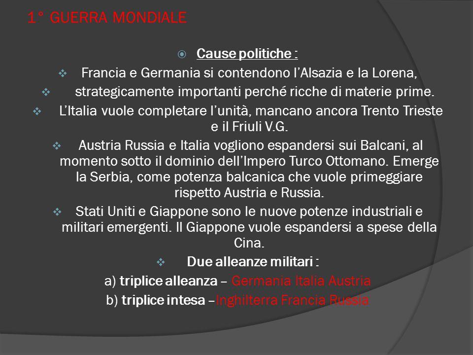 Nel 1920 sembra che l'Italia sia sull'orlo della rivoluzione.