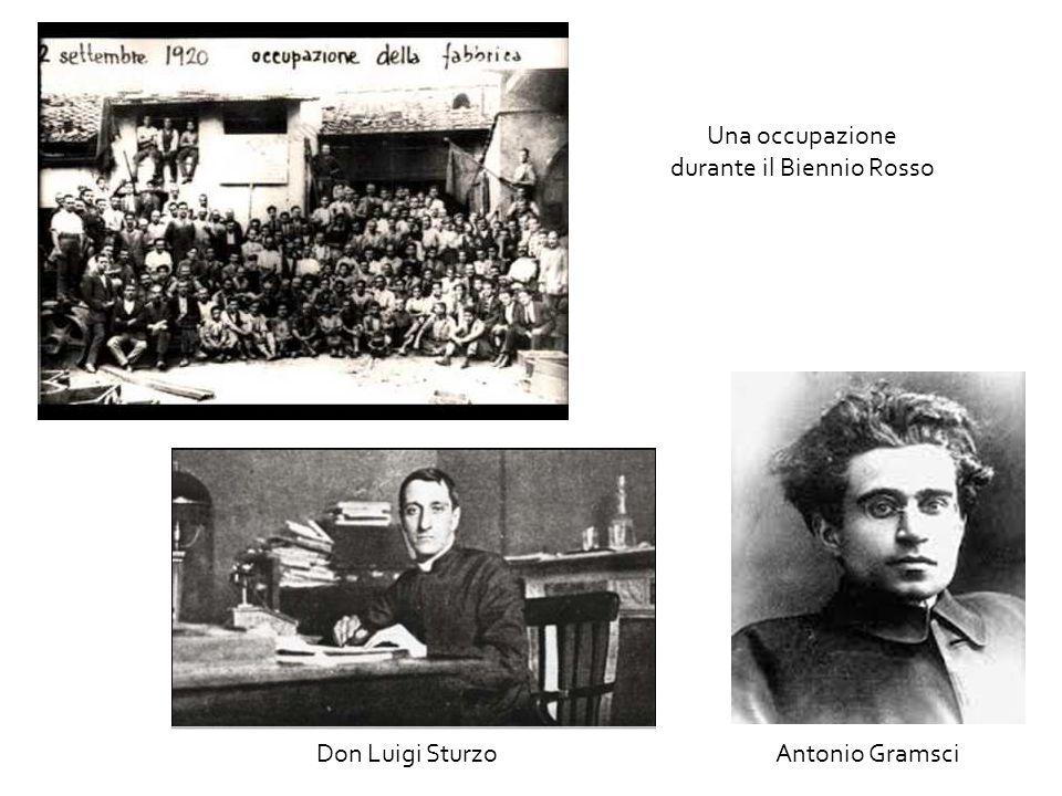  Molti capi dei partiti di opposizione furono incarcerati, come il comunista Gramsci, il socialista Turati, il cattolico De Gasperi, o costretti ad emigrare all'estero, come don Sturzo.