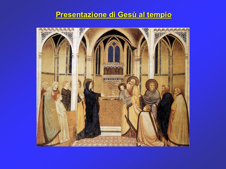 Fu, per Maria, un momento di gioia e di dolore: da un lato ebbe conferma che Gesù è il Figlio di Dio, dall'altro ebbe il PREANNUNCIO DELLA CROCE.