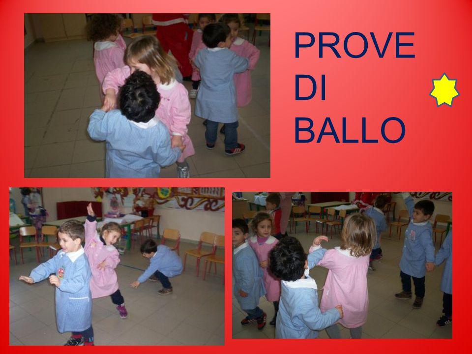 PROVE DI BALLO
