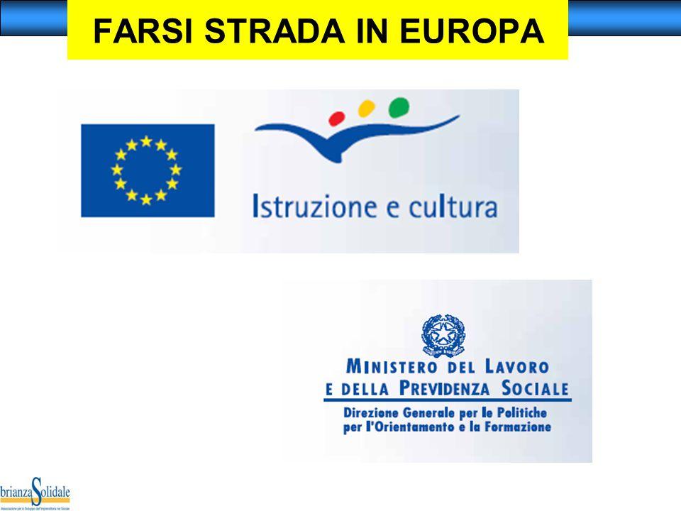 FARSI STRADA IN EUROPA