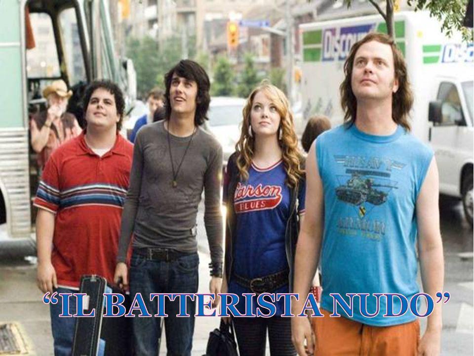 PROIEZIONE FILM IL BATTERISTA NUDO (prima parte) Il fondatore del gruppo viene scaricato … Tu cosa avresti fatto al loro posto