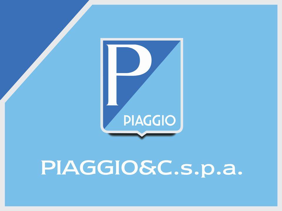 LA STORIA 1884 Rinaldo Piaggio costituisce la Piaggio & C., con sede a Sestri Ponente, dedicata all'arredo navale.