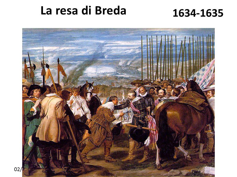 02/03/11 La resa di Breda 1634-1635