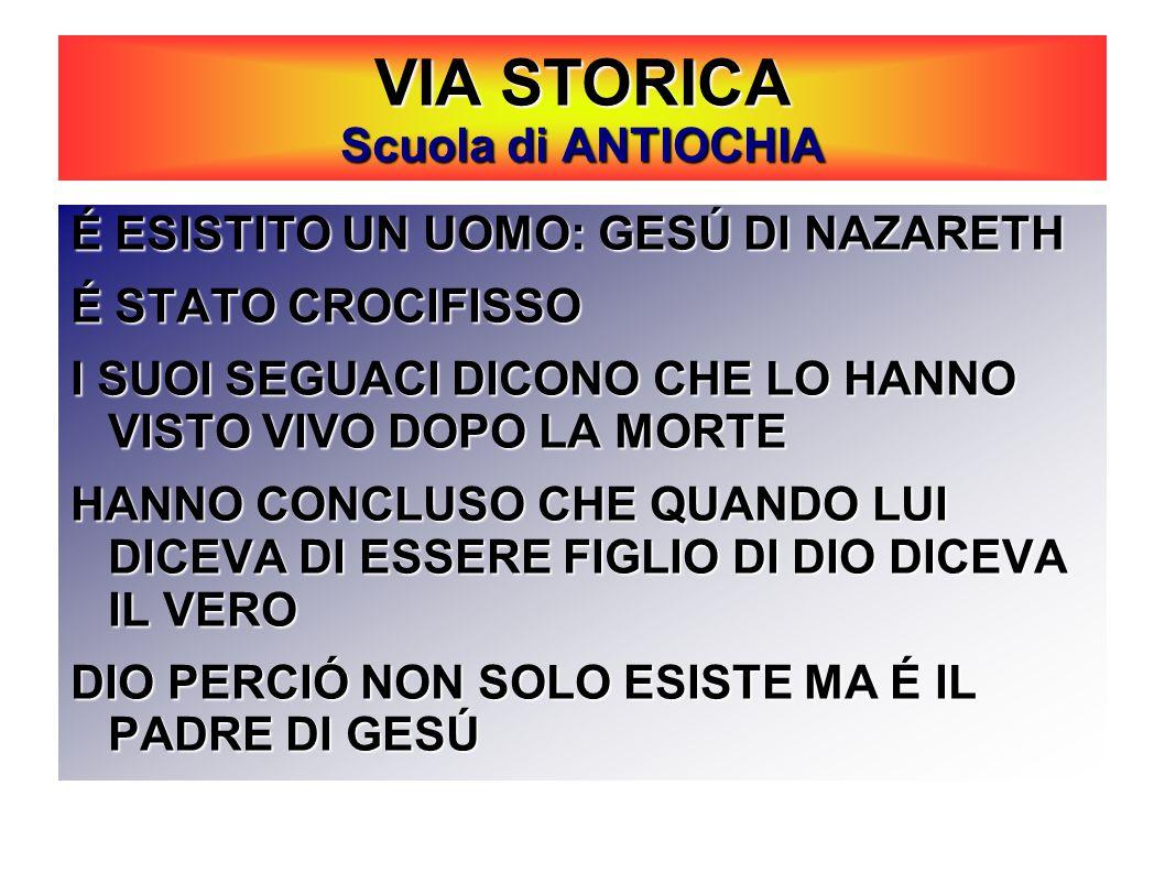 SC.ALESSANDRIA SC. ANTIOCHIA III sec. d.C. IL CONC.