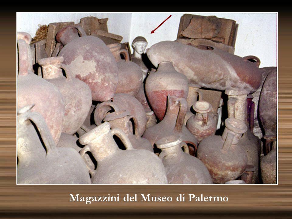 Magazzini del Museo di Palermo