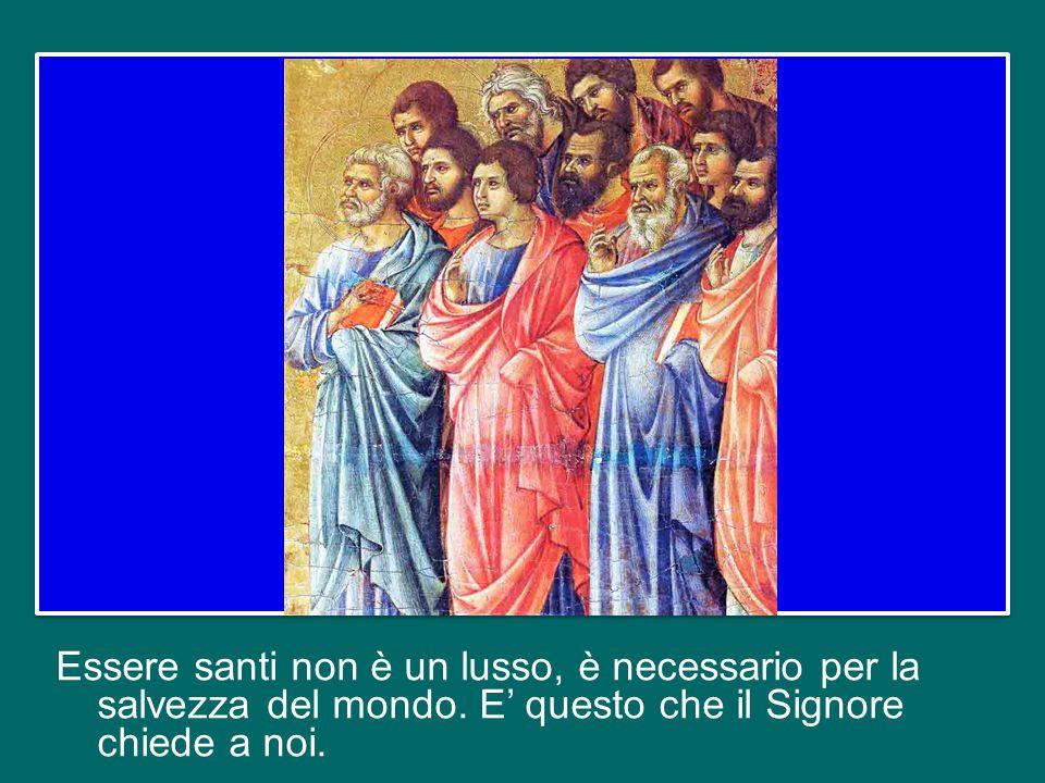 Fratelli Cardinali, Gesù non è venuto a insegnarci le buone maniere, maniere da salotto.