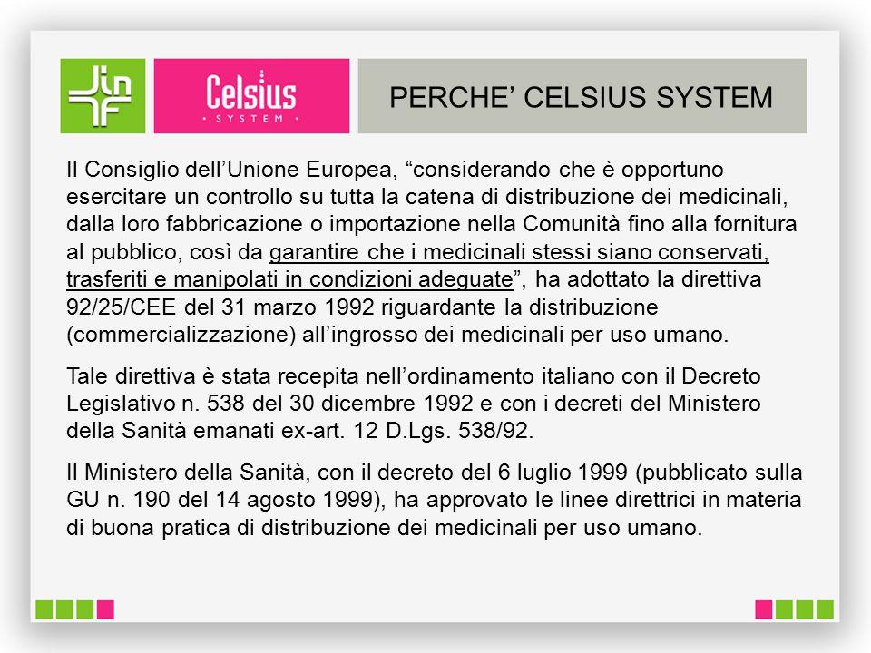 Il Consiglio dell'Unione Europea, considerando che è opportuno esercitare un controllo su tutta la catena di distribuzione dei medicinali, dalla loro fabbricazione o importazione nella Comunità fino alla fornitura al pubblico, così da garantire che i medicinali stessi siano conservati, trasferiti e manipolati in condizioni adeguate , ha adottato la direttiva 92/25/CEE del 31 marzo 1992 riguardante la distribuzione (commercializzazione) all'ingrosso dei medicinali per uso umano.