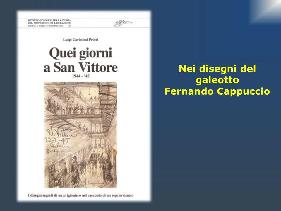Nei disegni del galeotto Fernando Cappuccio