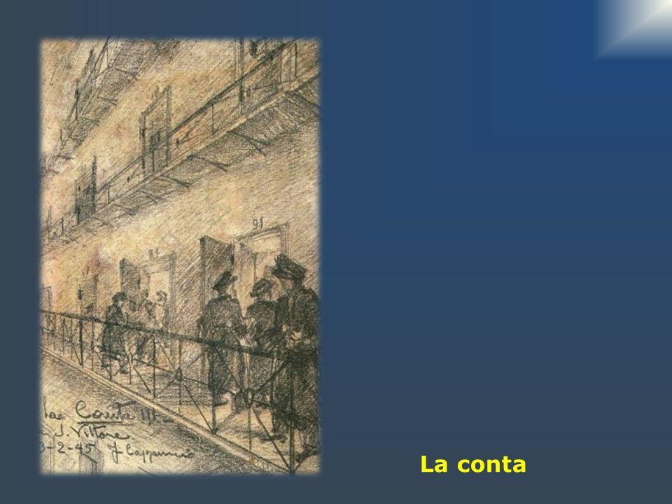 Cappuccio De Angelis Priori Detenuti nella cella 91