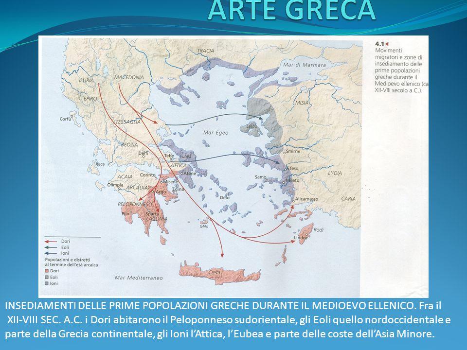 Tra l'XI e il IX sec.a.C.