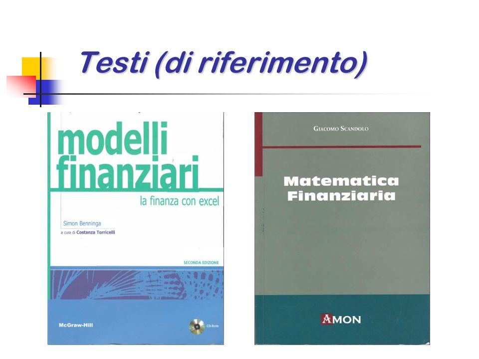 Ambienti computazionali Libri di consultazione Latex L.