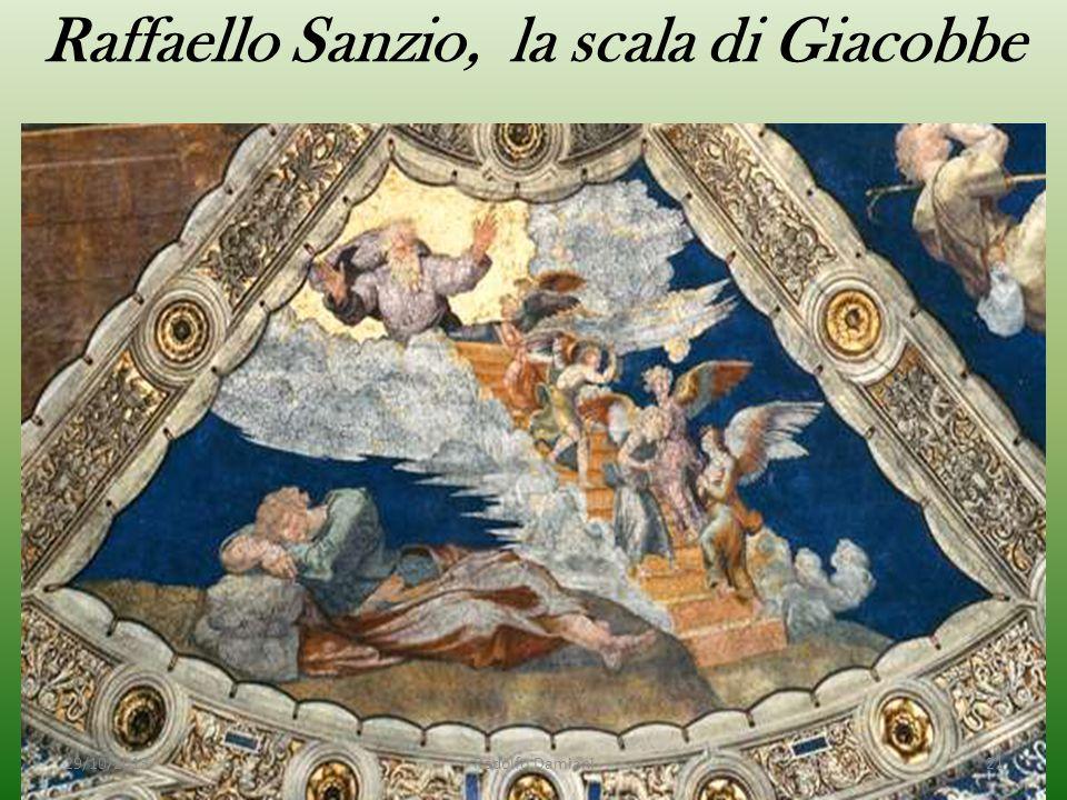 Raffaello Sanzio, la scala di Giacobbe 29/10/2013Rodolfo Damiani21