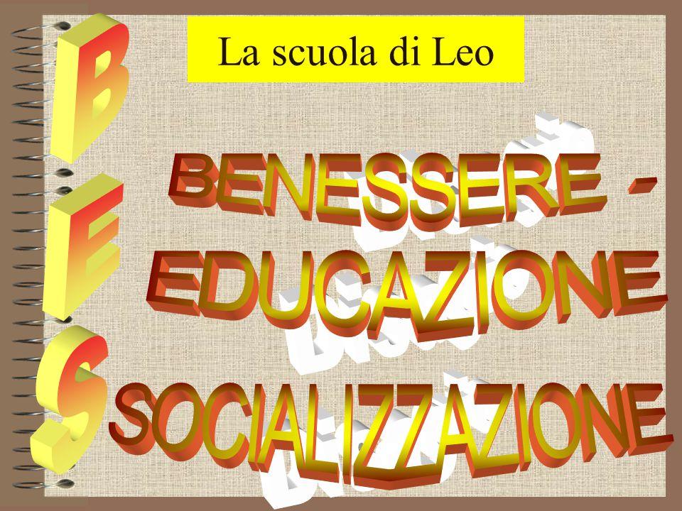 COMUNITA APPRENDIMENTO La scuola di Leo I Pari Noi La scuola inclusiva