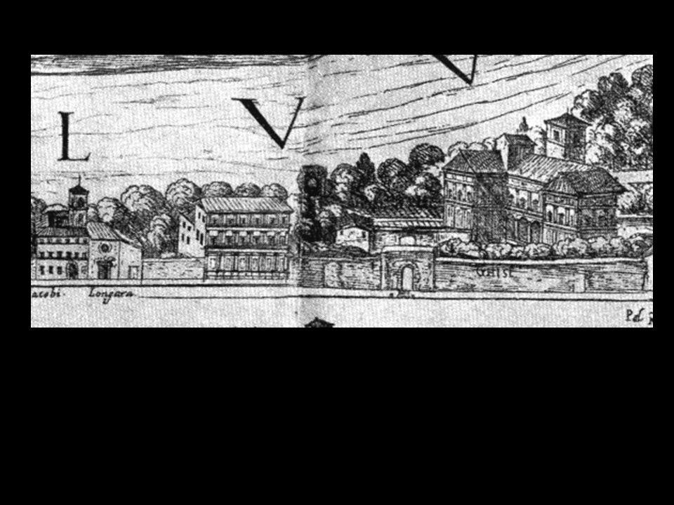 Raffaello, particolari della volta della loggia di Psiche, villa Farnesina