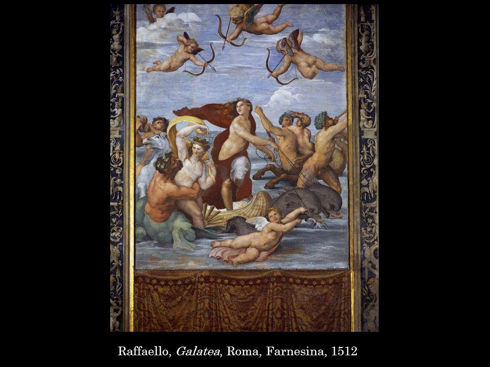Sebastiano del Piombo, Polifemo Raffaello, Galatea