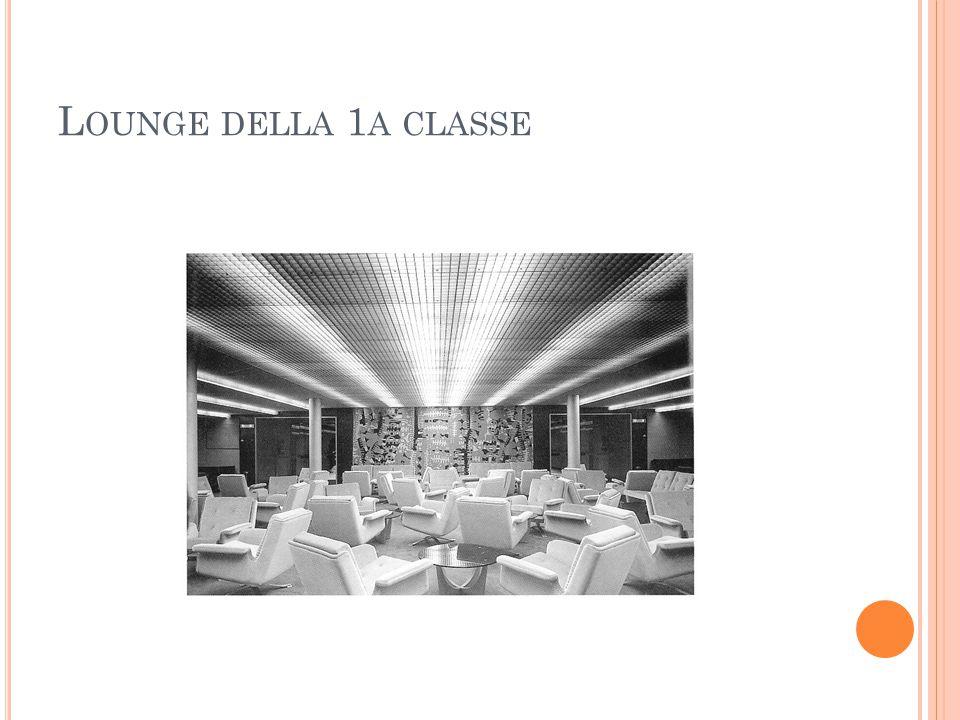 L OUNGE DELLA 1 A CLASSE