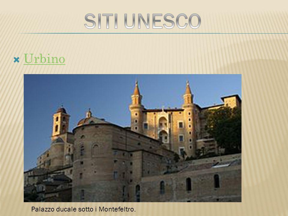  Urbino Urbino Palazzo ducale sotto i Montefeltro.