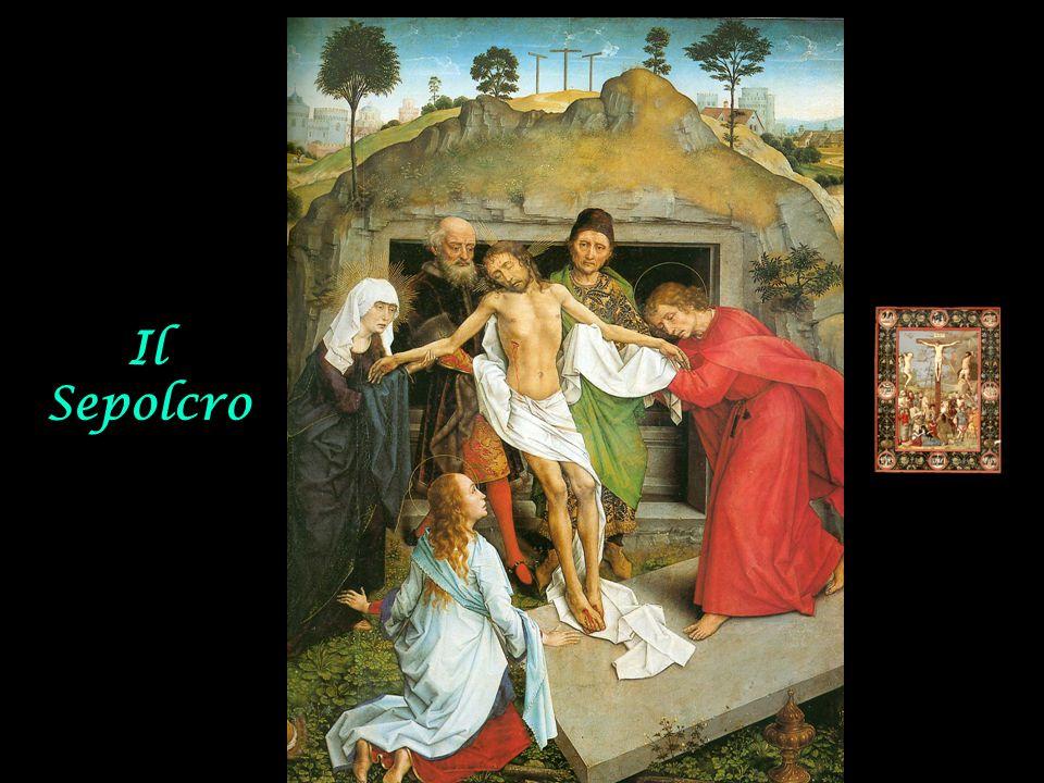 Lettura – (Giovanni 19,38.39) Dopo questi fatti, Giuseppe d ' Arimatea, che era discepolo di Ges ù, ma di nascosto per timore dei Giudei, chiede a Pilato di prendere il corpo di Ges ù.