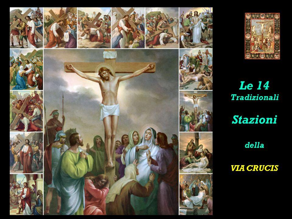 Lettura (Luca 23,26) Mentre lo conducevano via, presero un certo Simone di Cirene che veniva dalla campagna e gli misero addosso la croce da portare dietro a Ges ù.