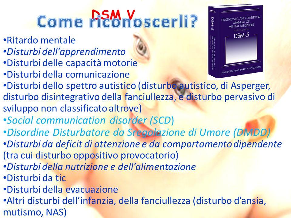 DSM V: sezione III