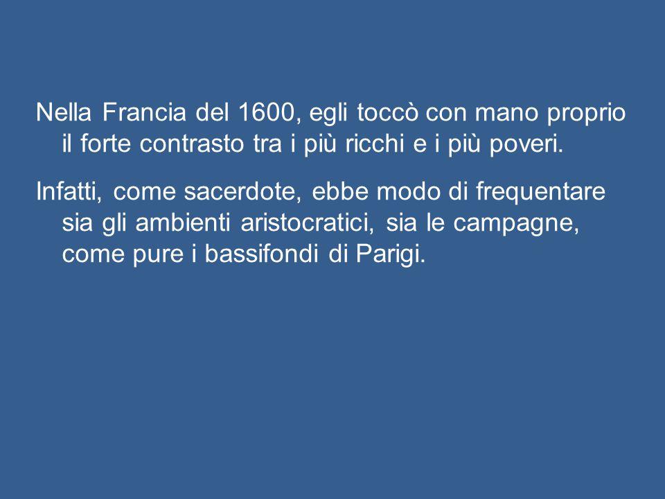 Per una felice coincidenza, domani celebreremo la memoria liturgica di san Vincenzo de' Paoli, patrono delle organizzazioni caritative cattoliche, di