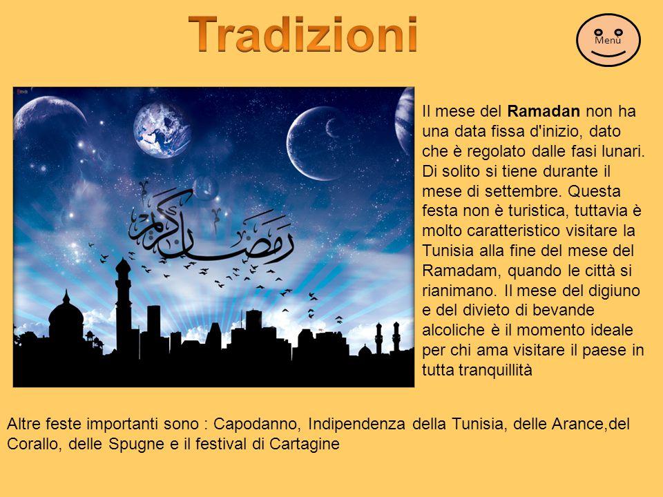 Il mese del Ramadan non ha una data fissa d'inizio, dato che è regolato dalle fasi lunari. Di solito si tiene durante il mese di settembre. Questa fes