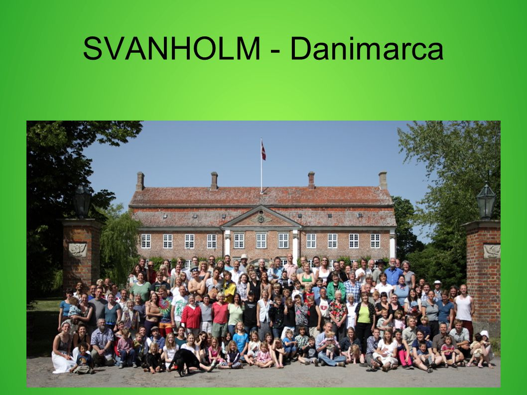 SVANHOLM - Danimarca