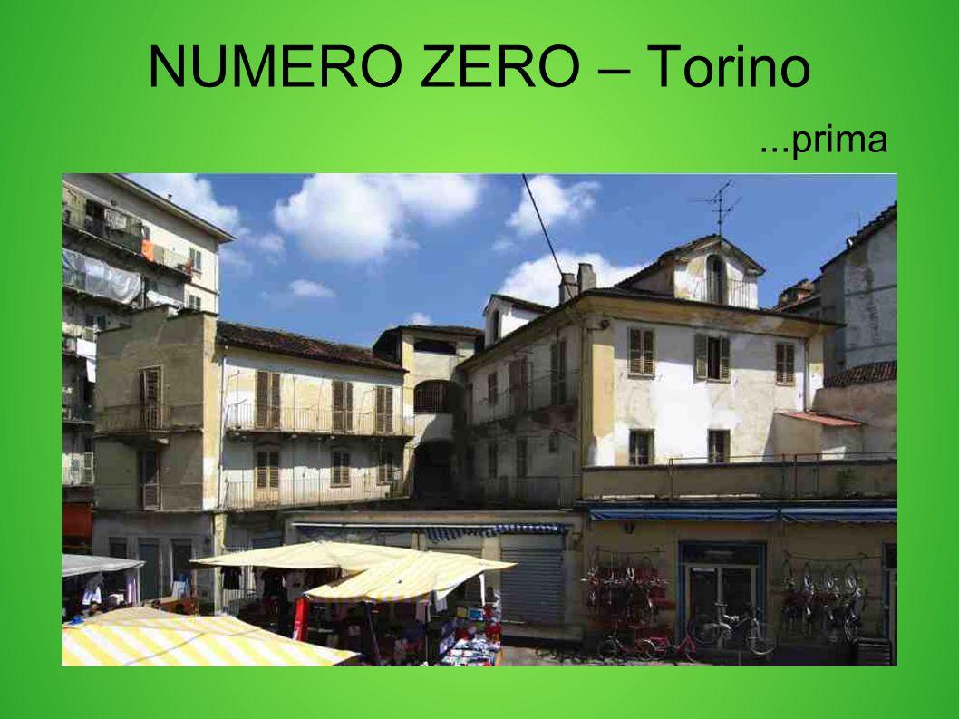 NUMERO ZERO – Torino...prima