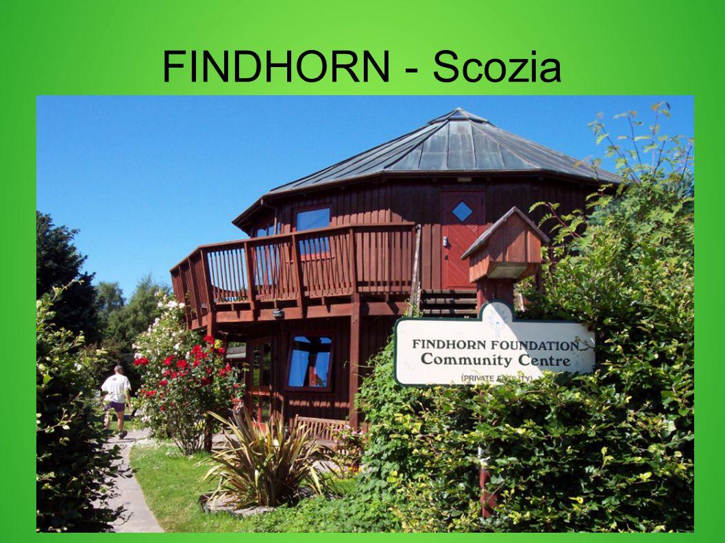 FINDHORN - Scozia