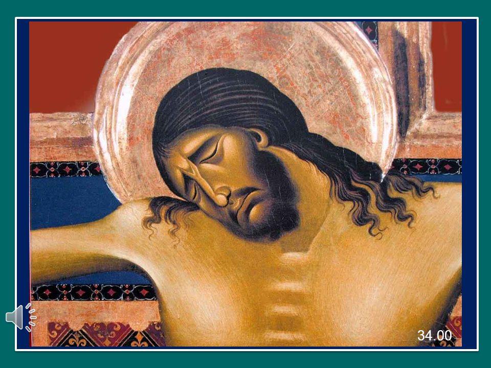 Alla fine dei tempi, sarà ammesso a contemplare la carne glorificata di Cristo solo chi non avrà avuto vergogna della carne del suo fratello ferito ed escluso.