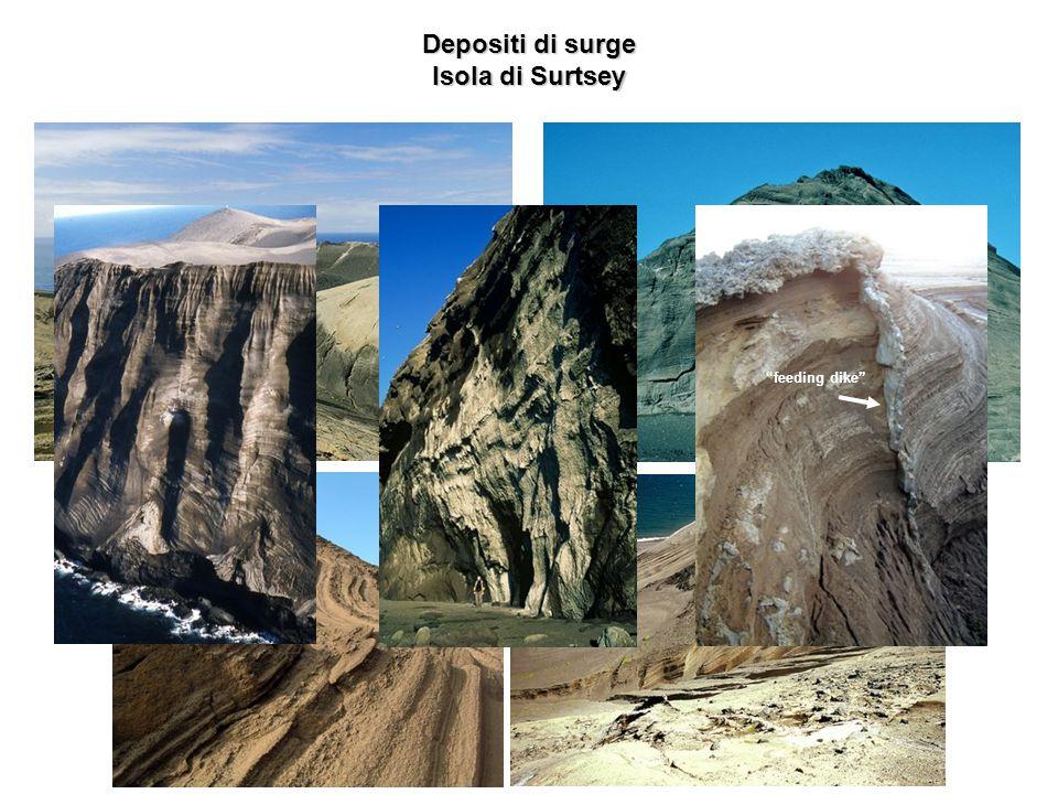 "Depositi di surge Isola di Surtsey ""feeding dike"""