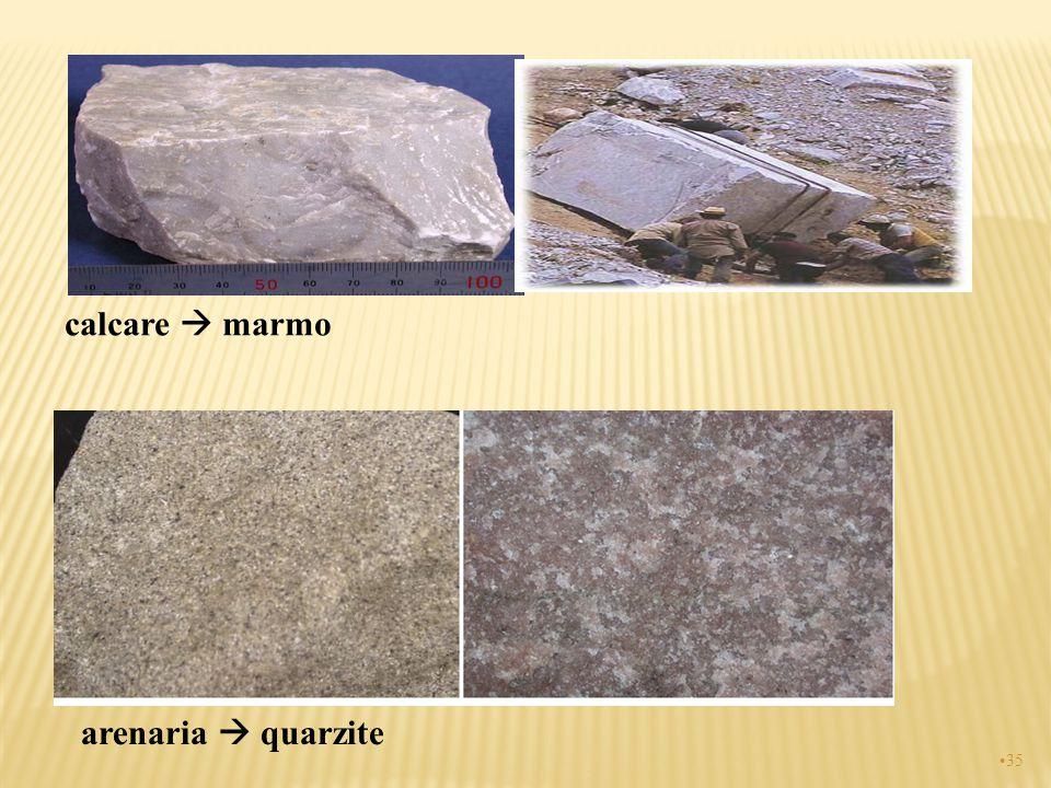 arenaria  quarzite 35 calcare  marmo