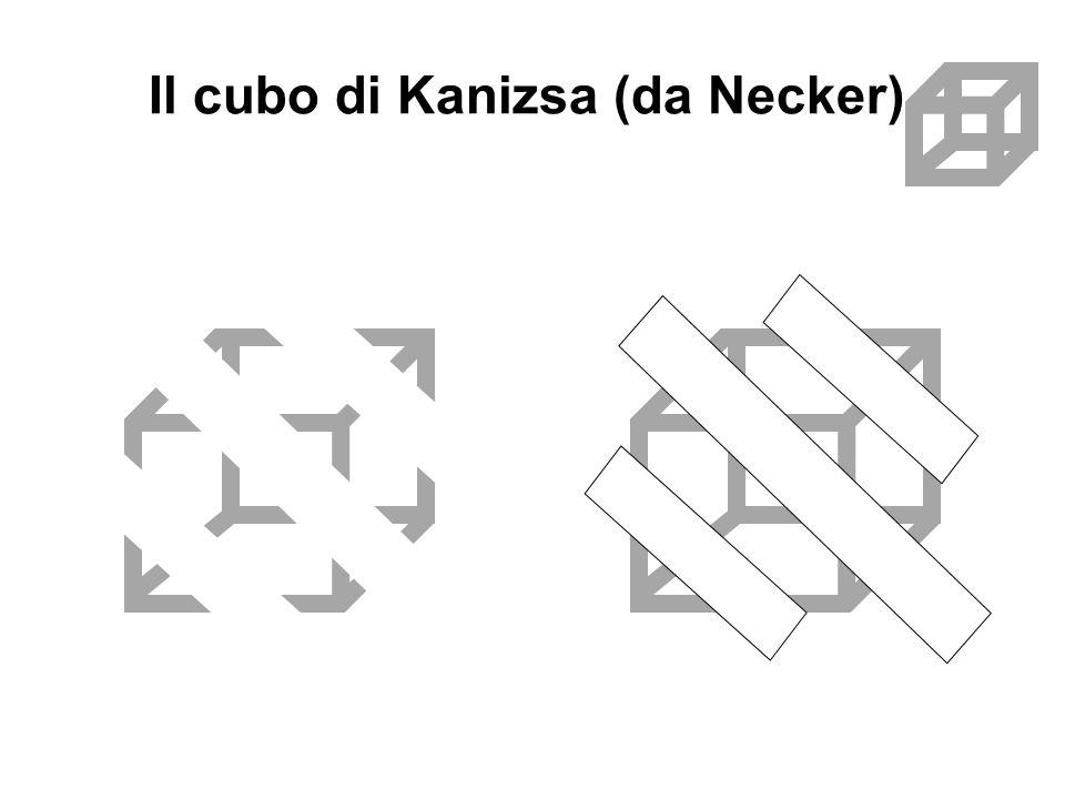 Il cubo di Kanizsa (da Necker)