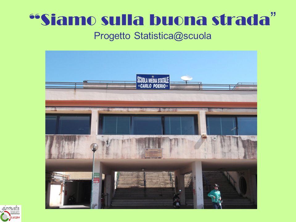 I punti della nostra osservazione Corso Vittorio Emanuele antistante la scuola e incrocio con via Tasso