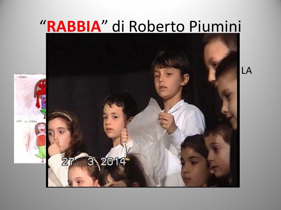 """""""RABBIA"""" di Roberto Piumini CHE SCOPERTA: IL POETA PARAGONA LA RABBIA ALLA TEMPESTA!"""