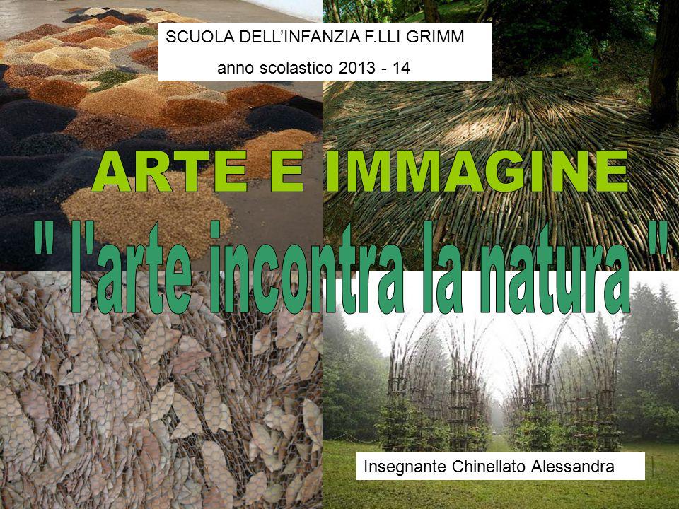 SCUOLA DELL'INFANZIA F.LLI GRIMM anno scolastico 2013 - 14 Insegnante Chinellato Alessandra