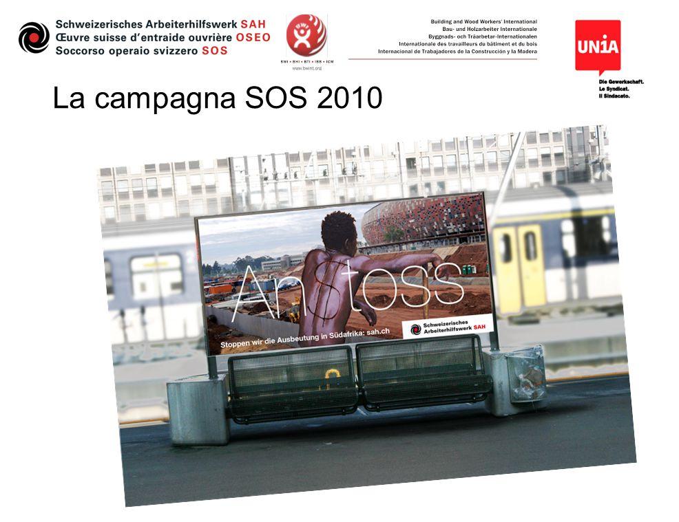 La campagna SOS 2010