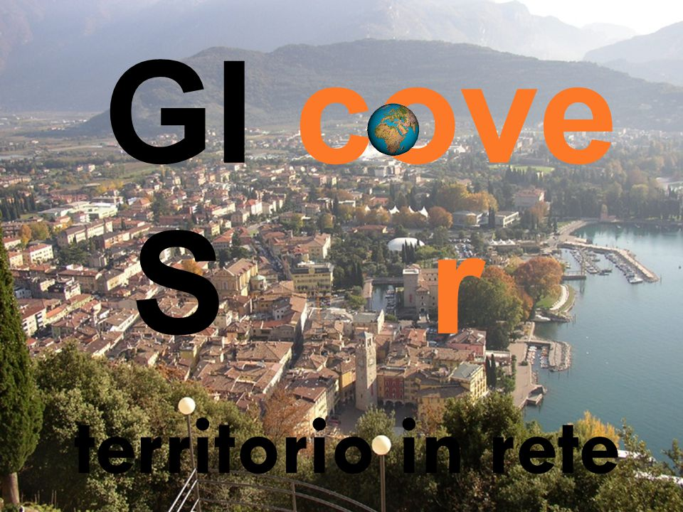 Fare clic per modificare lo stile del sottotitolo dello schema territorio in rete GI S cove r