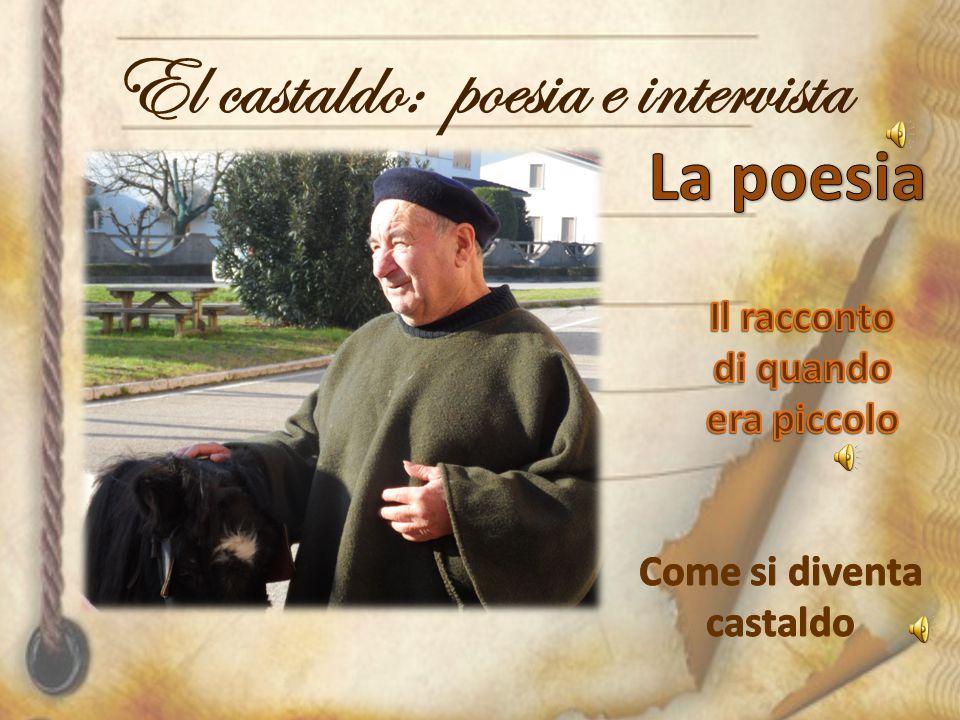 El castaldo: poesia e intervista