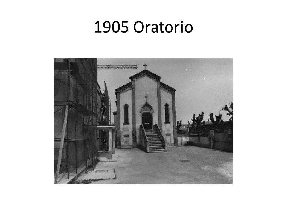 1905 Oratorio