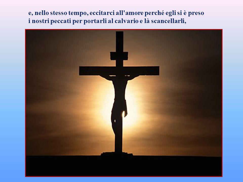 """Vi sono dei tempi in cui dovevamo amare di più il Signore, certamente. Allora noi patiamo con Gesù, che vuol dire """"compassione"""", """"patire-con"""" lui"""